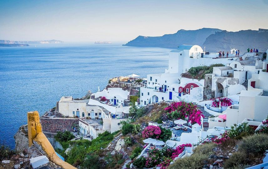Lua-de-mel Grécia