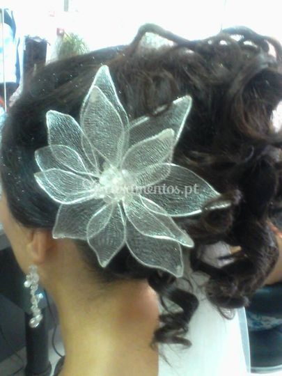 Flor xxl malha italiana