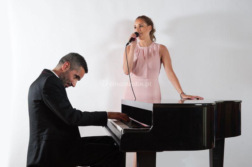 Paulo Vatayan e Lysa Fedkte
