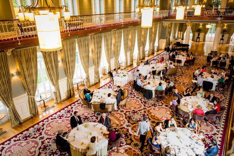 Casamento Hotel Vidago Palace