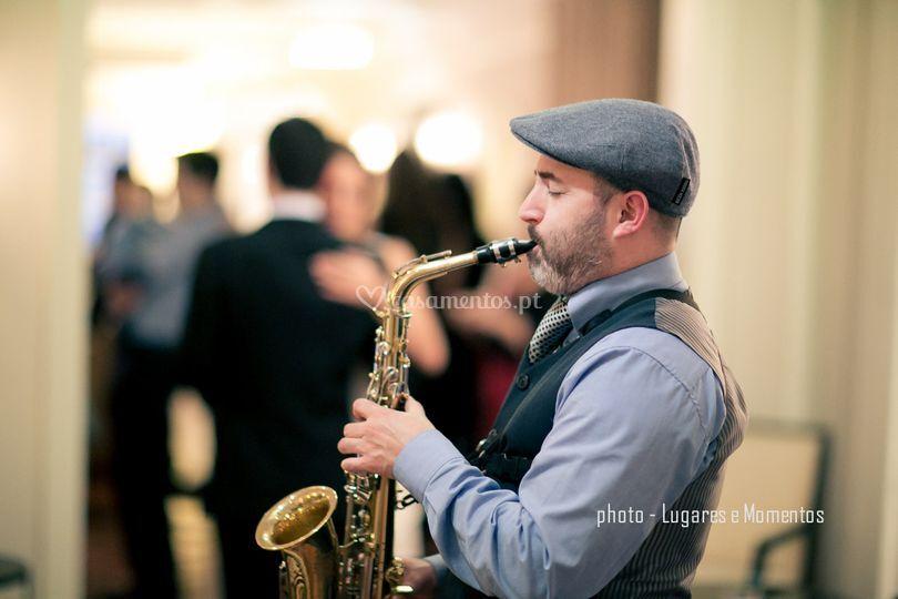 Joel Pinto – Saxofonista