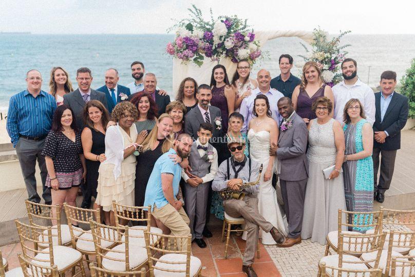Casamento de Amanda & John