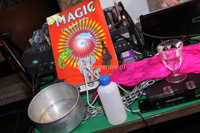 Ilusionismo/Magia