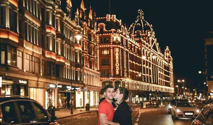 Londres love story