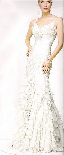 Belo vestido branco