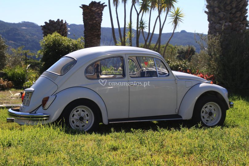 Vw beetle sw1300l de 1970