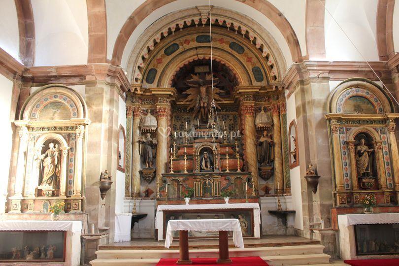 Igreja do Convento de Sta.Cruz