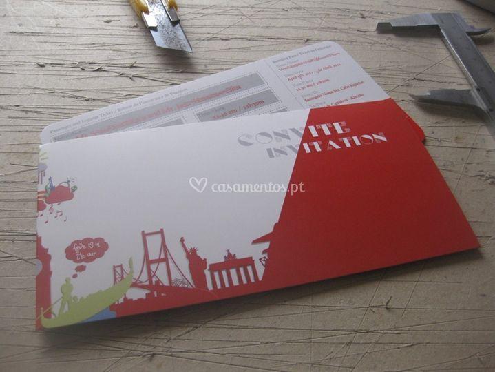 Convite design