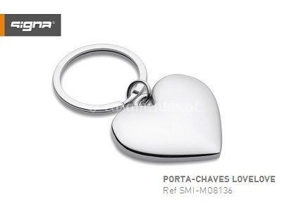 Porta-chaves Noivos