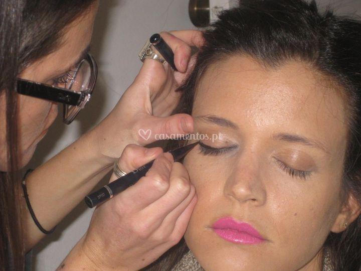 Makeup para evento/festa