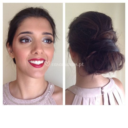 Makeup&hair convidada