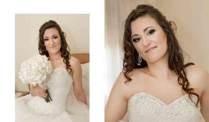 Makeup e Cabelo de Noiva