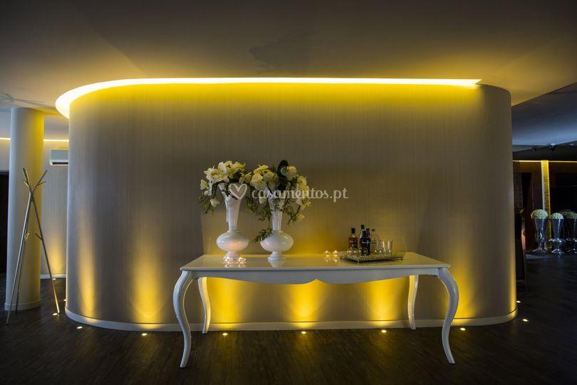 Ambiance premium lounge