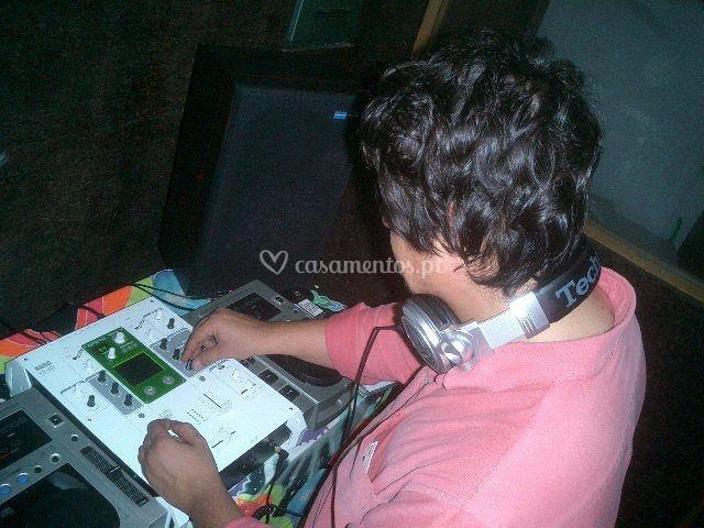 DJ Pedro Quintans