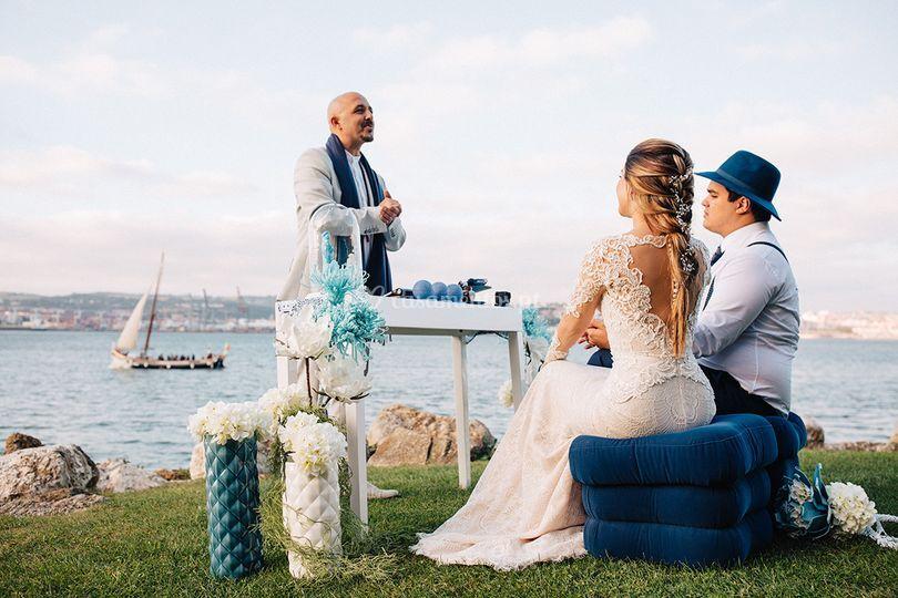 Casamento a 2 _Rio Tejo
