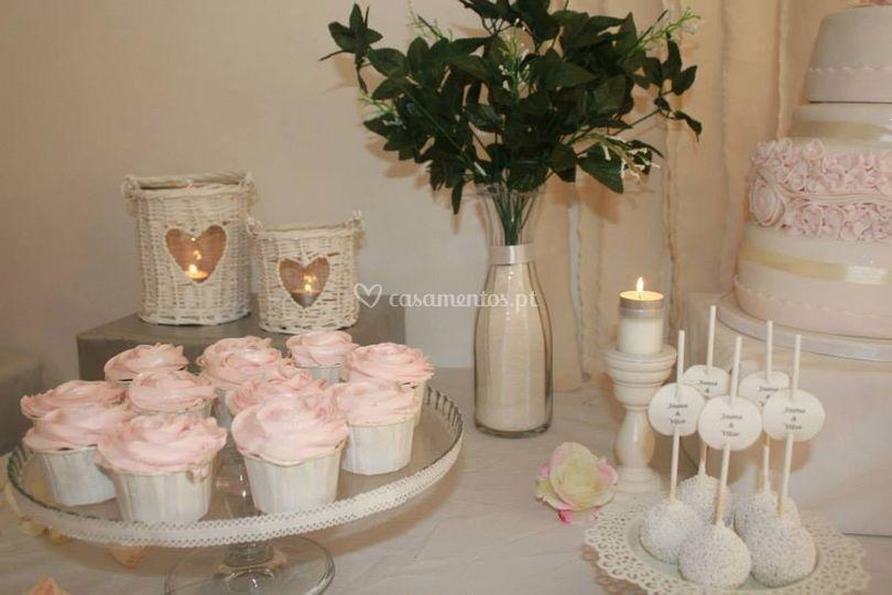 Linda decoração casamento