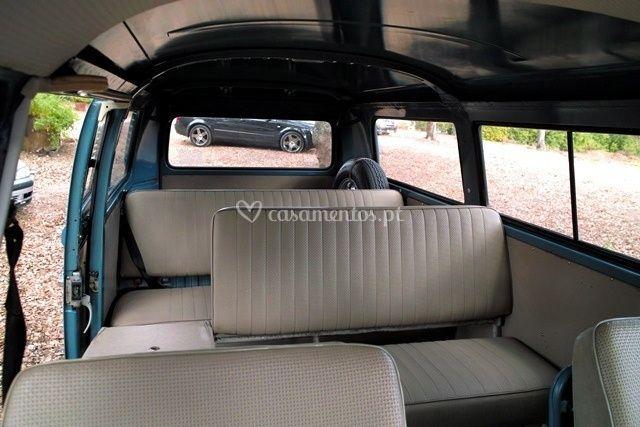 VW Kombi casamento
