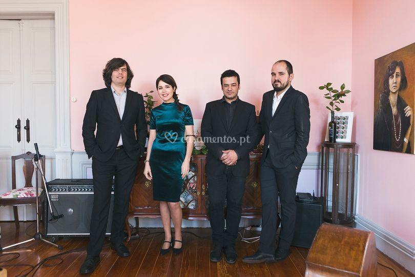 Quarteto jazz / Bossa Nova