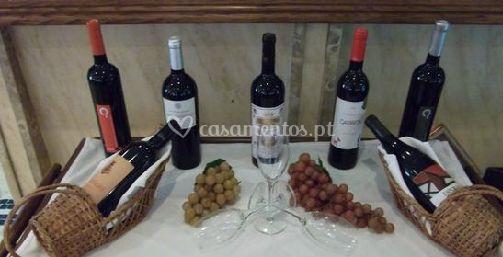 Vinhos de qualidade