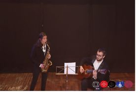 Destiny Duo - Guitarra e Saxofone