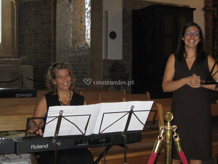 Pianista e soprano