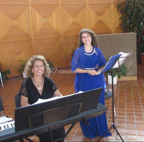 Luisa e inês musicorum