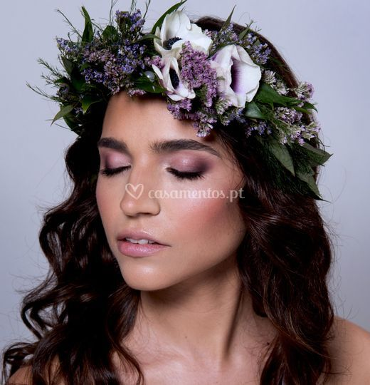 Beauty shoot - noiva boho