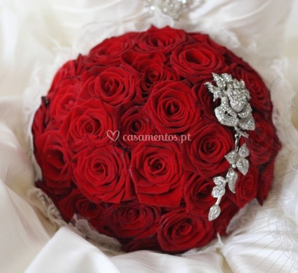Bouquet Red Kiss