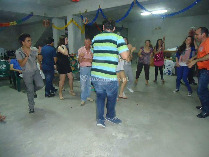 Bailarico S. João