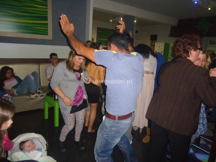 Karaoke em bar