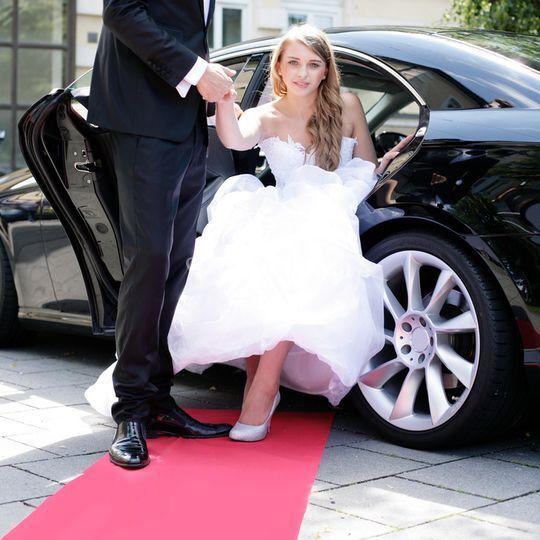 Vip wedding vipdrive