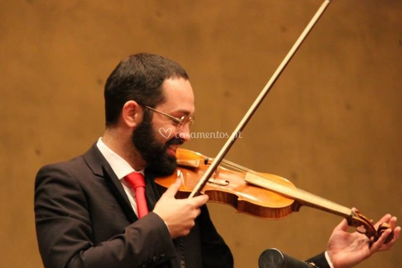 Flávio violino