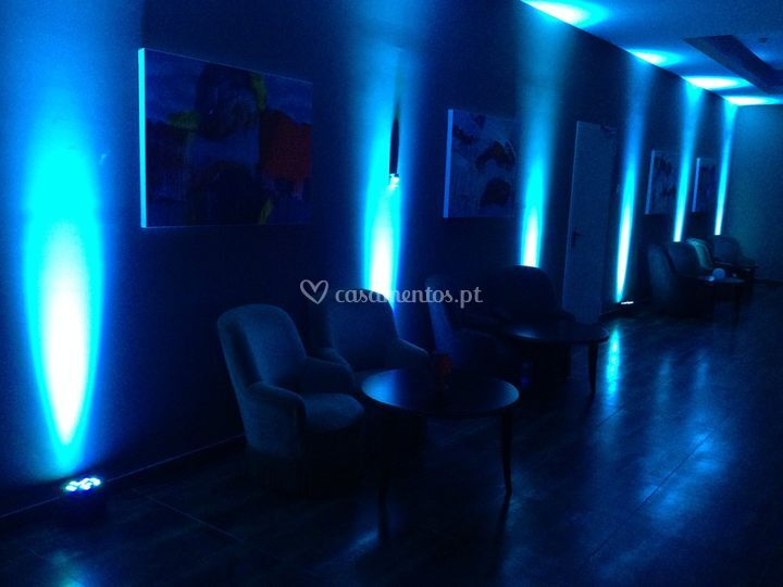 Iluminaçao decorativa