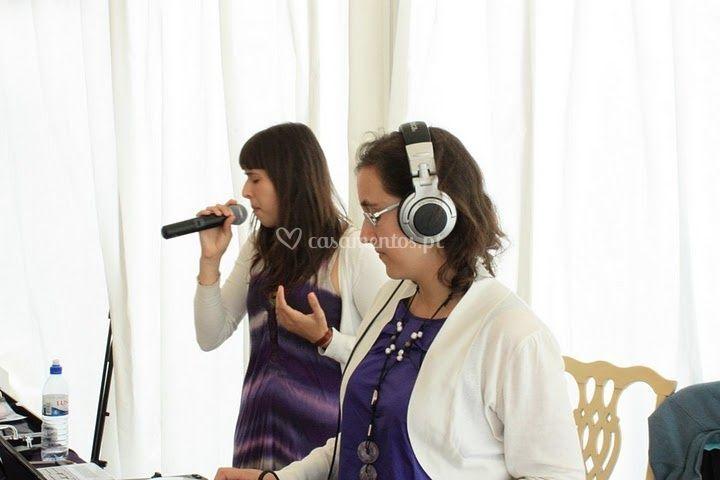Música e voz