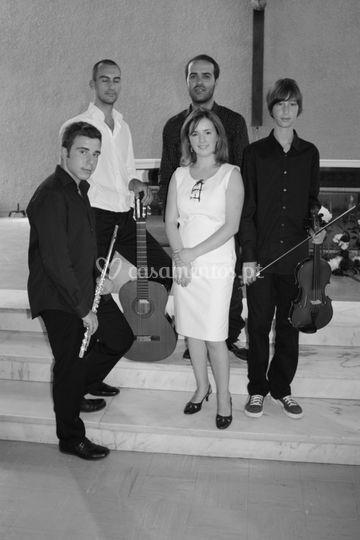 Piacevole ensemble - música para cerimónia