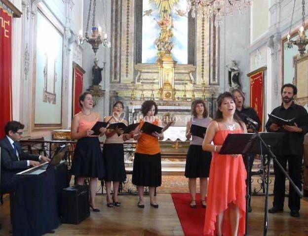 Sintra (canto e coro de vozes)