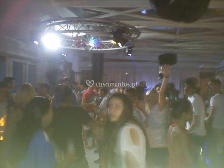 Na discoteca katedral