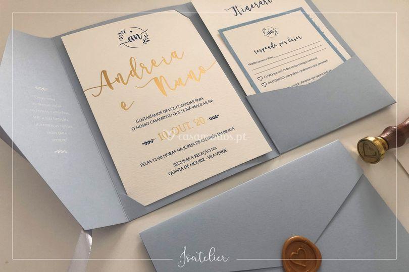 A&N convite