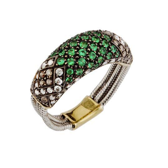 Emerald diamantes esmeraldas