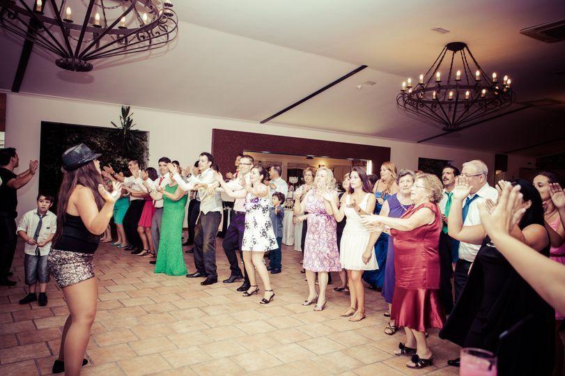 Dança + Animação