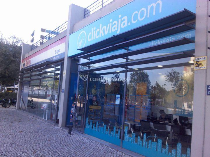 Clickviaja, Lisboa Expo