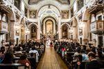 Fotos na igreja