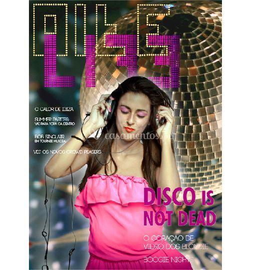 Capa de revista Nite Life