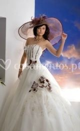 Vestido de noiva exclusico