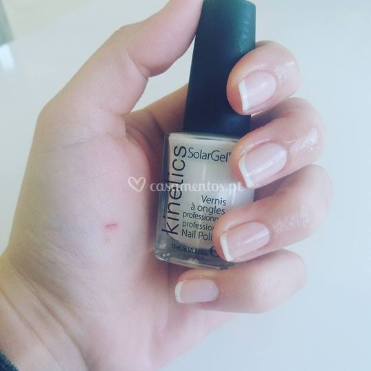 Manicure normal