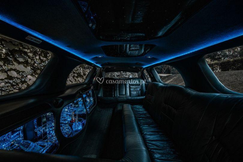 Limousine - interior