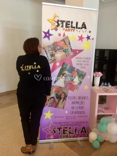 Stella Party Staff