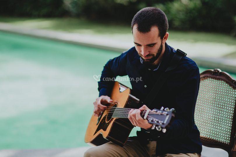 Miguel Mendes Guitar