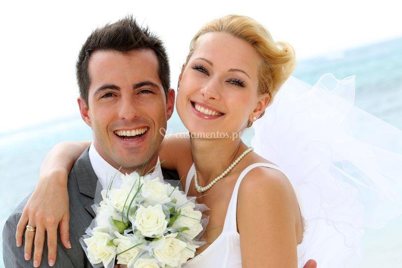 Já marido e mulher!