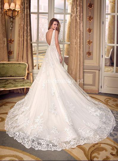 Vestido de noiva Ref. 309661